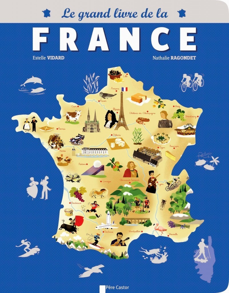 En France : villes, départements, régions (5)