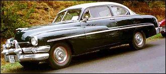 Continuons avec une autre américaine. Celle-ci n'a été produite que pendant 2 ans, elle ressemble beaucoup à la Hudson Hornet. Comment s'appelle-t-elle ?
