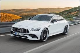 Voici l'une des dernières nouveautés de la firme à l'étoile. Elle a été présentée en 2018 au salon international de Genève. Quelle est cette auto ?