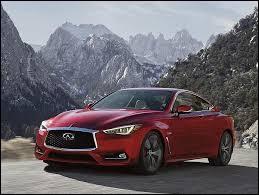 Modèle de la filiale de luxe de Nissan. Cette auto arbore la nouvelle identité du constructeur, quelle est cette auto ?