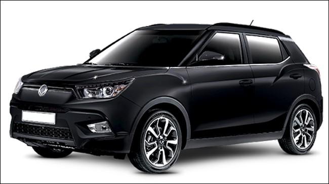 Poursuivons avec un petit SUV coréen, le modèle porte le nom d'une ville italienne. Quel est ce modèle ?