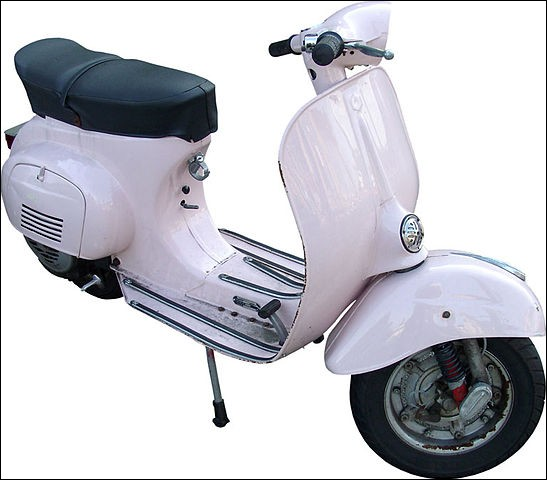 Le scooter Vespa : est-il plus récent ?