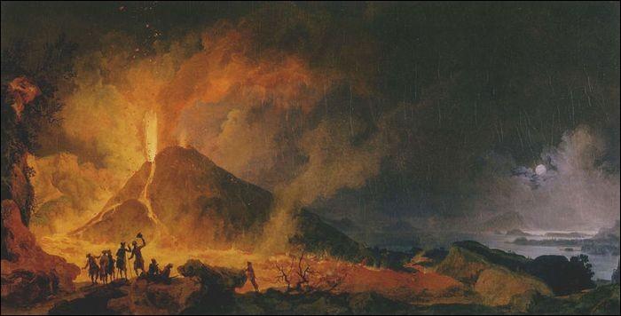 Est-ce que la dernière éruption du Vésuve est plus ancienne que Michel Drucker ?