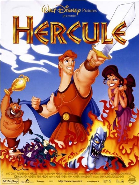 Que doit ramener Hercule du jardin des Hespérides ?