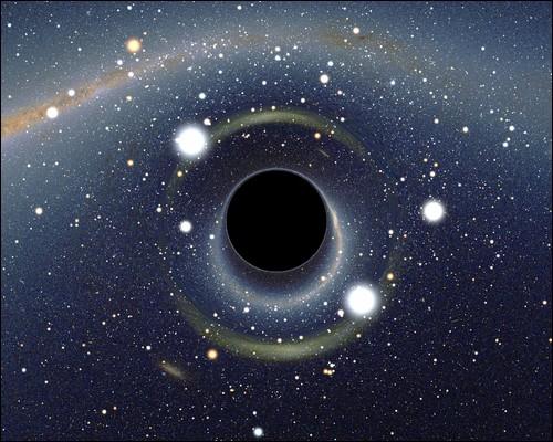 Les trous noirs (décrits par Subbrahmanyan Chandrasekhar) ont été découverts après la naissance de VGE ! Véridique ! Ou non ?