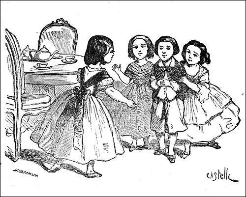 - Le ThéAujourd'hui Sophie fête son anniversaire et elle a un service à thé. Mais quel jour sommes-nous précisément ?