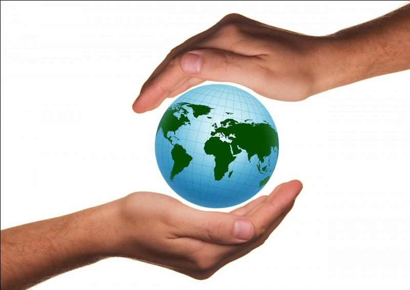Qu'est-ce qui est le plus important pour la planète ?