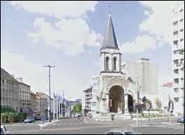 Dans quelle ville se trouve cette ancienne église ?