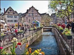 Laquelle de ces villes se situe dans le Haut-Rhin ?