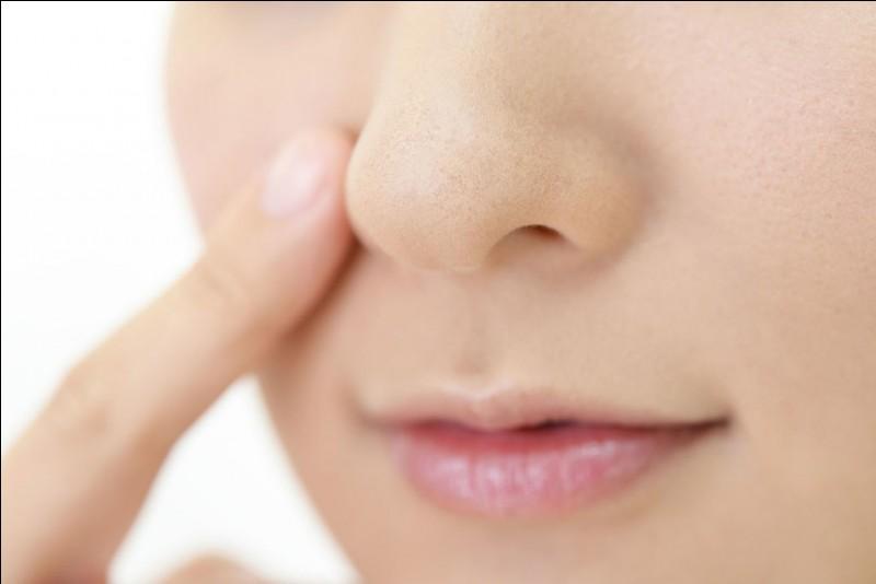 Tu détestes ton nez. En rigoler, c'est :