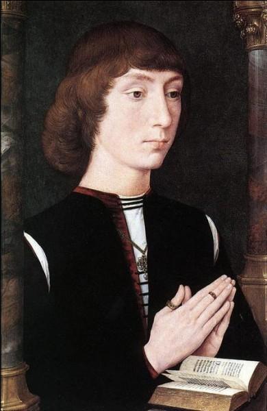 """Qui a peint """"Jeune homme à la prière"""" ?"""