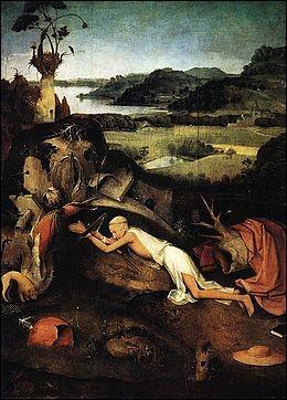 """Qui a peint """"Saint Jérôme en prière"""" ?"""