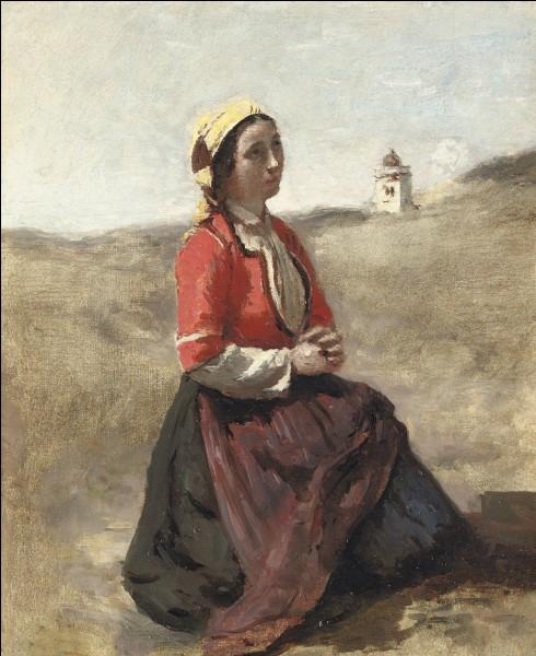 """Qui a peint """"La bretonne en prière"""" ?"""