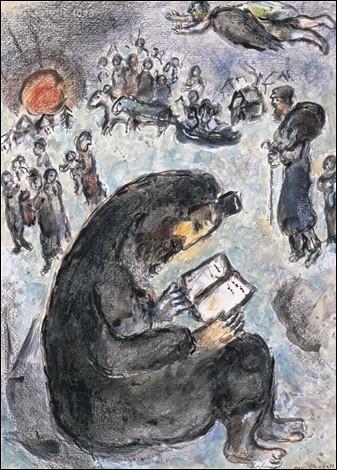 """Qui a peint """"Le juif en prière"""" ?"""
