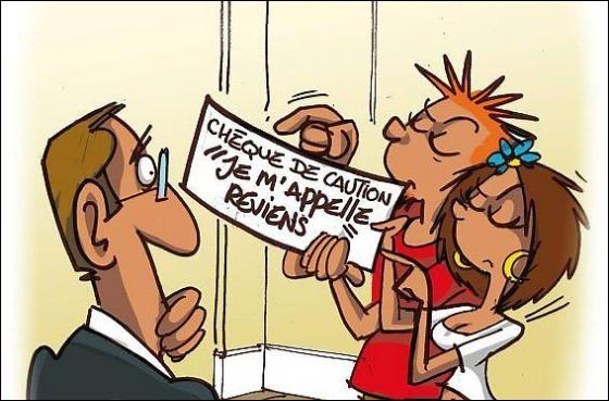 Perles des locataires. réclamation d'un locataire : La lunette des WC est fendue ...