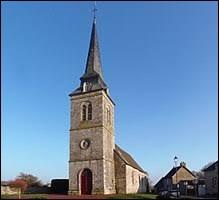 Commune Ornaise, Saint-Ouen-le-Brisoult se situe dans l'ancienne région ...