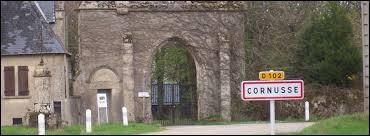 Cornusse est une commune du Centre-Val-de-Loire située dans le département ...