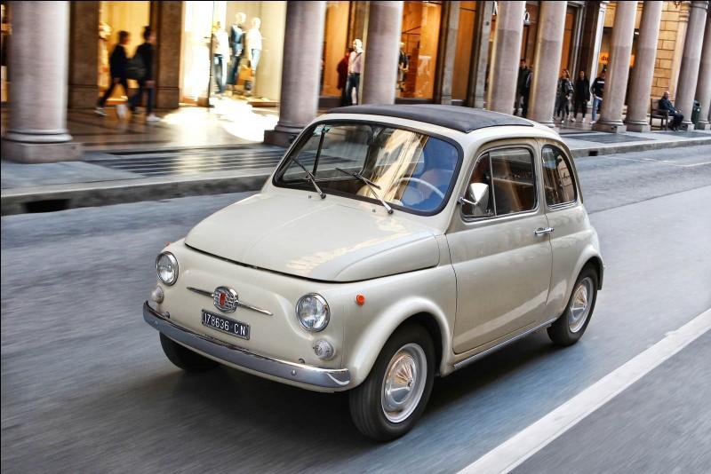 La marque Fiat est-elle espagnole ?