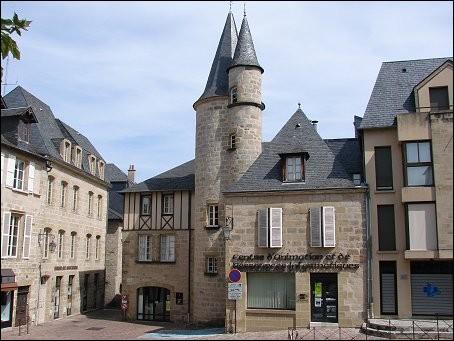 La ville de Brive-la-Gaillarde se trouve en Lozère.