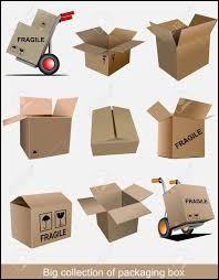 Un 'campanophile' collectionne les cartons d'emballages.