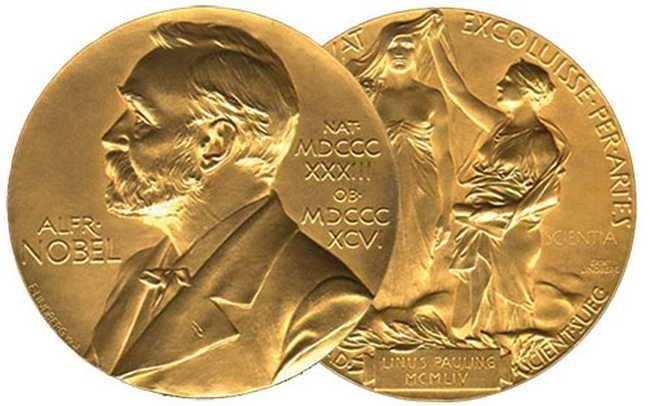Les prix Nobel