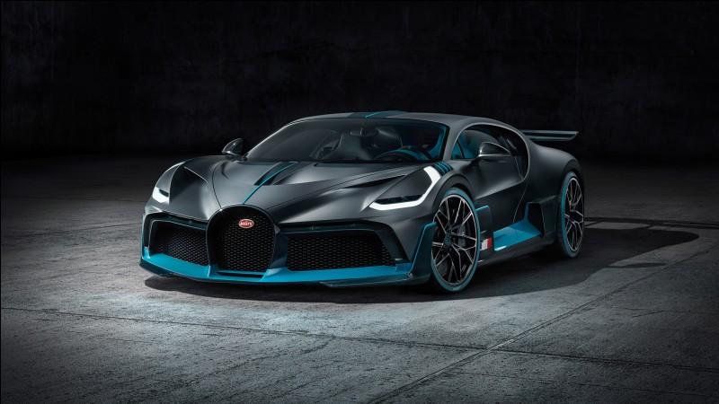 Quelle est la voiture la plus rapide ?