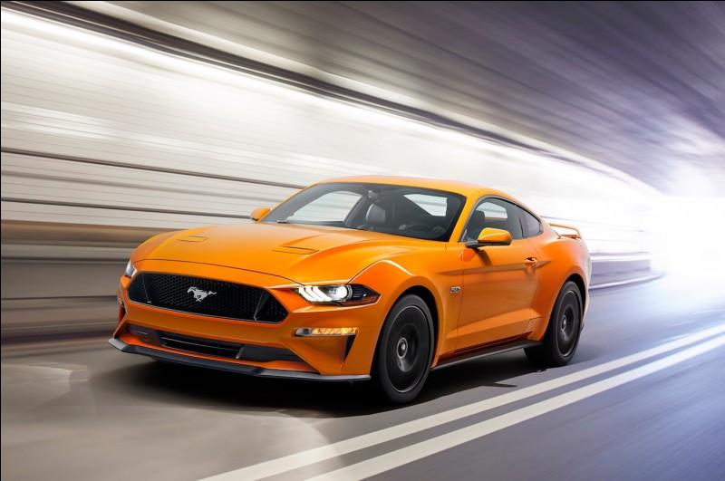 Avec quelles motorisations peut-on équiper sa Ford Mustang sortie d'usine en Europe ?