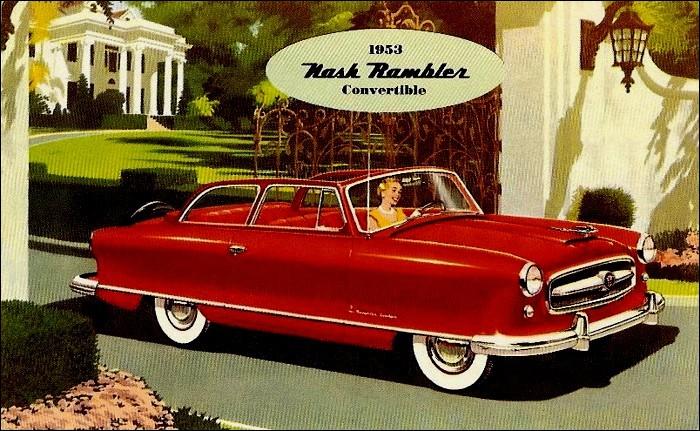 Quelle fut la raison de l'expansion automobile américaine dans les années 50 ?