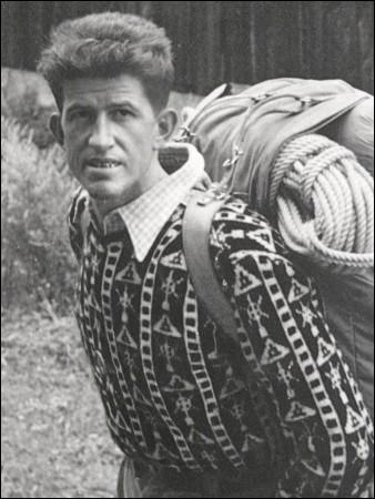 Cet alpiniste membre de l'expédition française à l'Annapurna de 1950, auteur de nombreux ouvrages sur la montagne, c'est ...
