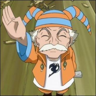 """Comment s'appelle le maître de la guilde """"Fairy Tail"""" ?"""