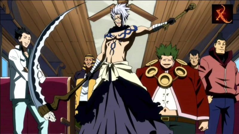 """Quelle est la première guilde clandestine que l'on trouve dans """"Fairy Tail"""" ?"""