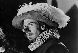 """Il est l'auteur de la célèbre pièce de théâtre """"Cyrano de Bergerac"""", il s'agit de..."""