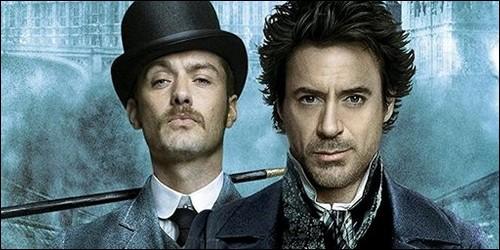 "En 2009, qui incarne le Dr. Watson dans le film ""Sherlock Holmes"" ?"