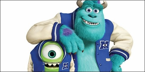 """Dans """"Monstres Academy"""", à quelle fraternité Bob et Sully appartienent-ils ?"""
