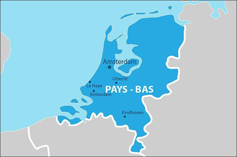 Quel est le drapeau des Pays-Bas ?