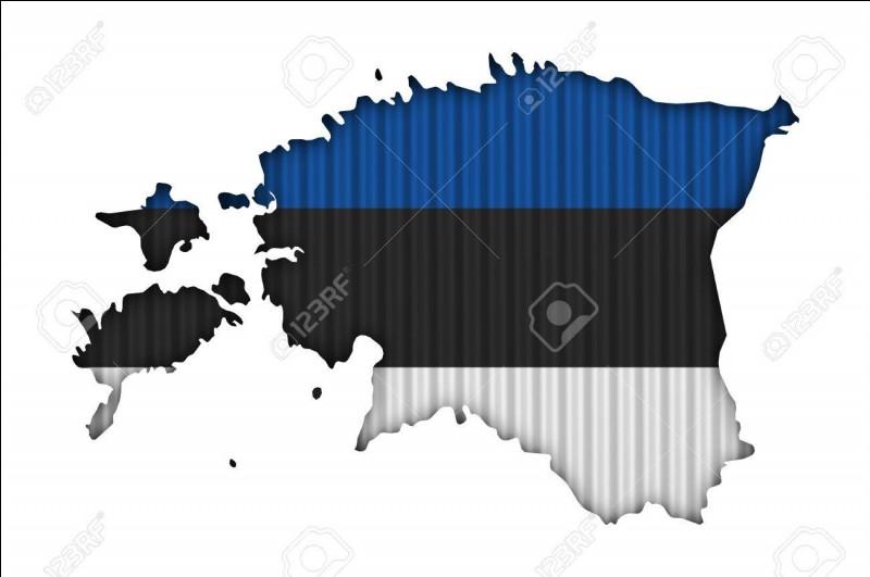 Même question pour celle de l'Estonie.