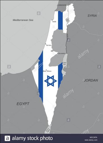 La capitale de l'Israël, officiellement reconnue par l'Organisation des Nations unies, est..