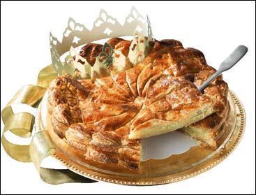Que célèbre-t-on avec ce gâteau ?