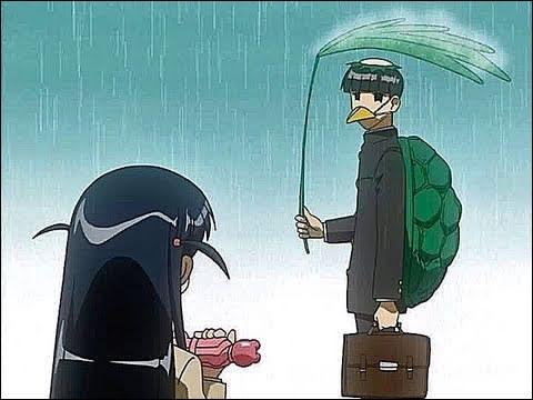 """Dans le manga de Harima de """"School Rumble"""", qui est Karasuma ?"""