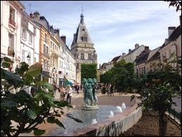 Laquelle de ces villes se situe dans l'Eure-et-Loir ?