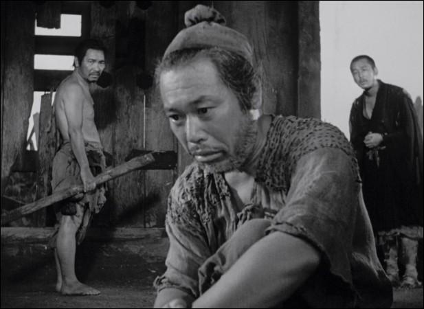 """""""Rashomon"""" (1950) est un film japonais de/d'..."""