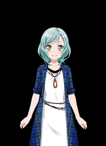De quel membre du groupe Hina est-elle la soeur ?