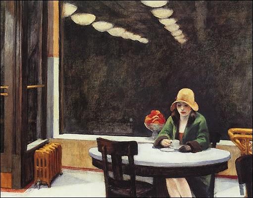 """Quel peintre américain est l'auteur du tableau """"Automate"""" ?"""