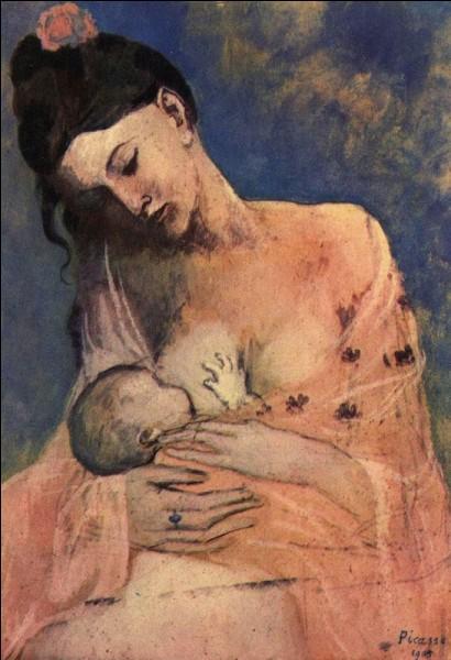 """Qui a peint le tableau """"Maternité"""" ?"""