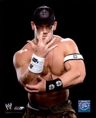 Quel âge a John Cena commençant de 04/01/2010 ?