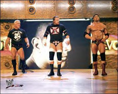 Quels âges ont Triple H et Batista commençant de 04/01/2010 ?
