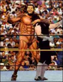 Qui est le plus géant de la WWF (world wrestling federation) ?