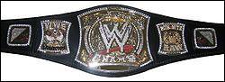 Qui a le titre de la WWE commançant de 04/01/2010 (lundi 4 janvier) ?