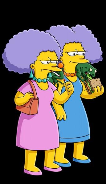 Avec quel homme, Patty et Selma auraient-elles voulu que Marge se marie ?