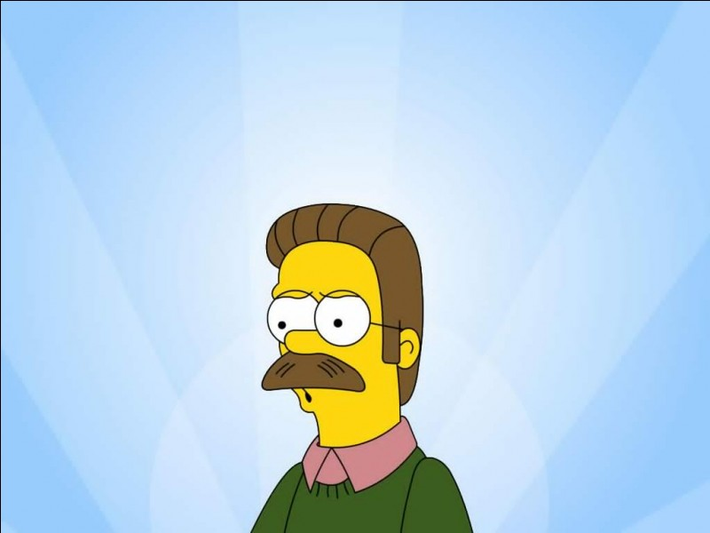 Après Maude, quelle a été la deuxième épouse de Ned Flanders ?